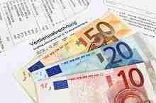 Verdienstbescheinigung mit Kontoauszug Rücklastschriften erschweren Kreditvergabe